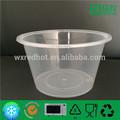 1500ml kunststoffspritzguss futterbehälter/clear kunststoff-behälter zylinder für lebensmittel