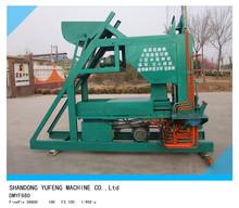 DMYF680 YF hydraform clay brick making machine