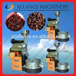 262 gas heating large coffee bean roasting machine