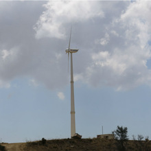 HOT 50kw horizontal variable axis wind turbine with good quality and pitch control blades