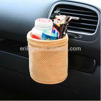 Cute car phone holder and organizer bag