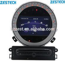 ZESTECH OEM 2 Din Touch screen MINI COOPER Car dvd gps player (Mini Countryman/Mini Smart/Mini Rover R55 R56 R57 R58 R59 R60 )