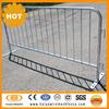 Bike Rack Style Barricade Flat Foot Steel Barricade