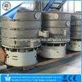 Fertilizante estiércol de pellets máquina de detección, Vibrante separador para especias, De China ultrasónico tamiz vibrante tamizadora