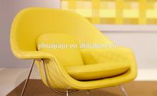 classic Eero Saarinen womb chair