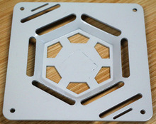 According to the drawings to customize aluminum cnc milling parts