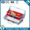 2015 high quality new design tin box for band-aid pencil box