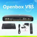 Nuevo Openbox v8 Ali3511 396 MHz procesador de apoyo youporn, Usb wifi, 3 g, Openbox Original v8 receptor de satélite