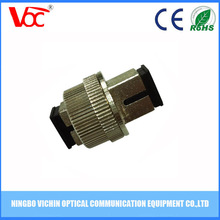 Factory direct variable Male to Male SC Fiber Optic Attenuator 10db