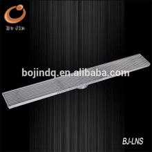 Stainless steel kitchen floor trench drain /long floor drain