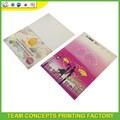 De china de la boda hechos a mano tarjetas de invitación de la