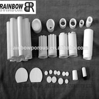 Porous Plastic Filter for Liquid Filtration