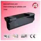 New black compatible TK 69 toner cartridge for use in Kyocera FS-1800/3800