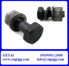 Steel Structural Large Hex Head 10.9S Bolt M27