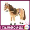 2014 new products Stuffed & Plush Toy Animal wholesale big toy horse