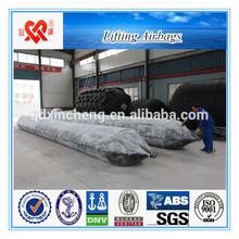 Marine ship moving/hoisting/landing/launching airbag, rubber lifting airbag