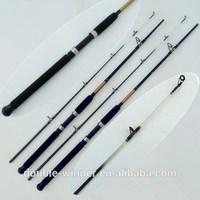 2section 1.95m fiberglass ugly stick fishing rod folding fishing rods