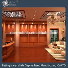 Business dress display racK supply stainless steel display rack