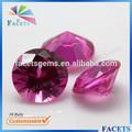 pedras preciosas facetas rodada atacado sintética ruby carat preço