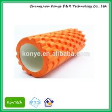 13 inch Orange Exercise & Fitness Yoga Foam Roller