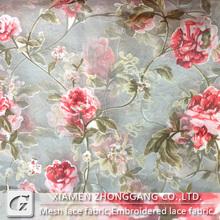 Guangzhou top one lace saree