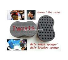 New!!Hair Sponge Twist/Hair Makeup Tool/Twisting Miracle Sponge