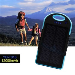 Wholesale New Products best selling products 5000 mah Solar Power Bank for iPhone 5s 6 galaxy note 2