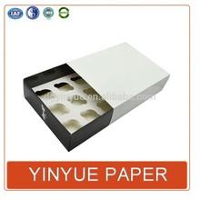 Customized Paper Cupcake Box 12 cupcake box