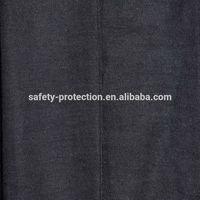 para aramid fire retardant/cut resistant knitted fabric