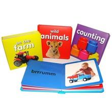 children cardboard printing baby board book