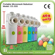 Mini Nebulizer Machine/Nebulizer Mesh/Battery Operated Nebulizer