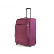 big trolley colourful travel luggage bag