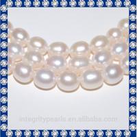 9-10mm AAA- rice pearl beads