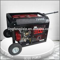 Electric generator dynamo astra korea style