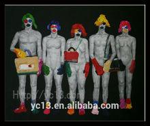 Original Handmade Nude Man Oil Painting