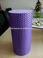 Yoga & Pilate Type high density foam roller