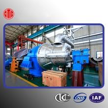 generatore della turbina a vapore centrale elettrica