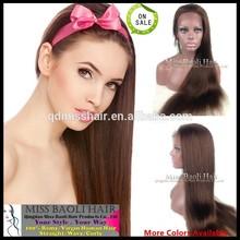Wholesale Price 100% Intact Cuticles Tangling Shedding Free Fashion Virgin European Hair Wig