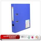 """dark blue 2"""" pp cover box lever arch file/file folder a4"""