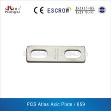 Orthopedic Implants PCS Atlas Axis Plate | interlocking nail orthopedic implant