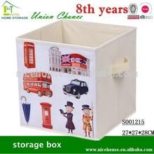 multipurpose storage box, PP nonwoven storage cube, drawers storage box
