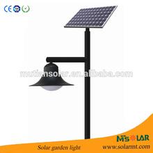 10W 15W 20W All in one LED solar garden light