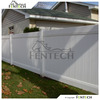 2014 Hot Sale Made in China Fentech Elegant White Privacy Plastic Fence Kids