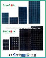solar panel sticker/solar pv module/solar pv panel