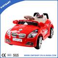 la fábrica de china de control remoto de coches eléctricos para el niño