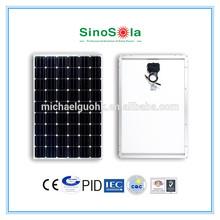 230W Mono/Poly Solar Panel Good Price With TUV/IEC/CE/CEC/ISO Certificates