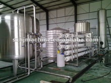 Auto RO drink water treatment system