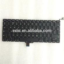 For Macbook A1278 keyboard UK layout keyboard
