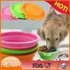 RENJIA dog travel bowl,cute pet dog bowl,custom dog bowl