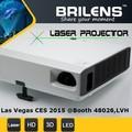 Dlp de gama alta led de cine en casa 3800 lúmenes 3D proyector / proyector / projektor / teilgeoir / projecteur / projektori / proiector / projektorn /